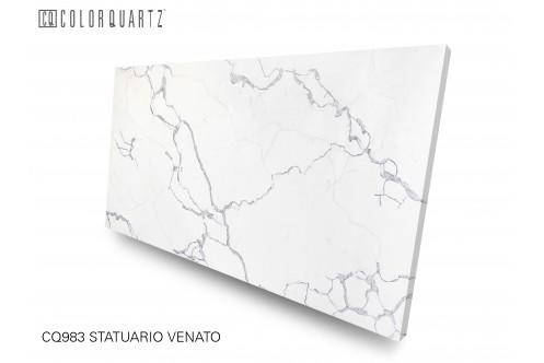 CQ 983 Statuario Venato