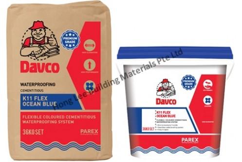 Davco K11 Flex Ocean Blue