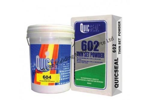 QUICSEAL 602 + 604