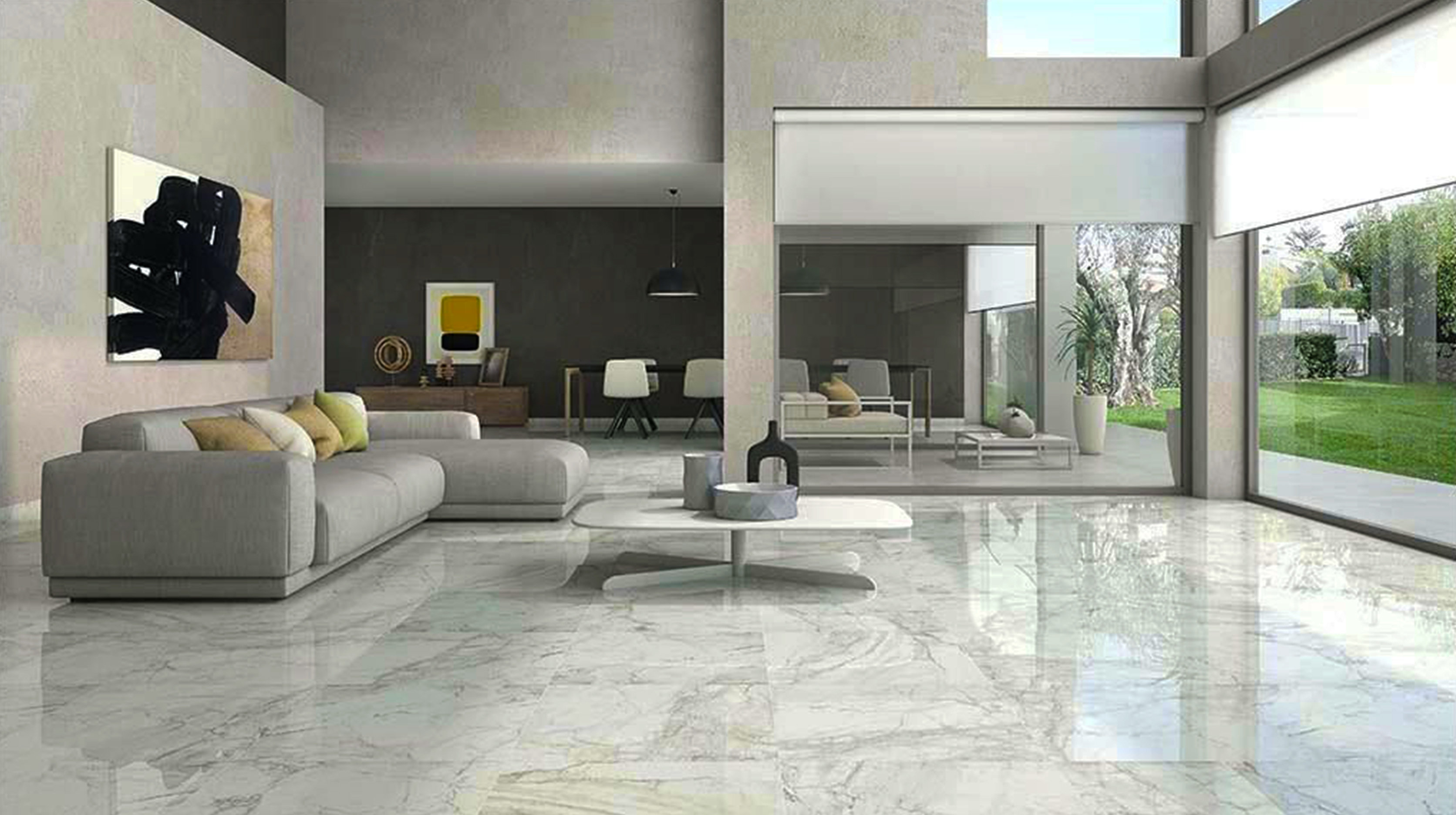 Do's and Don'ts of Maintaining Marble Floors